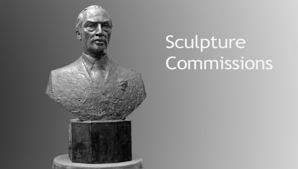 portrait sculpture commissions